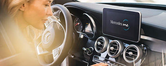 Mercedes me assist